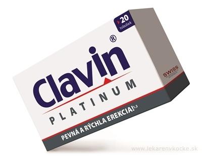 Clavin PLATINUM cps 1x20 ks