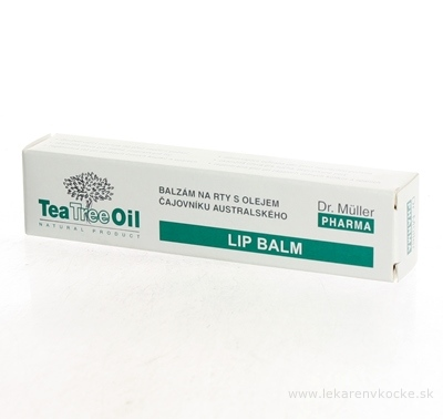 Dr. Müller Tea Tree Oil BALZAM NA PERY 1x10 ml