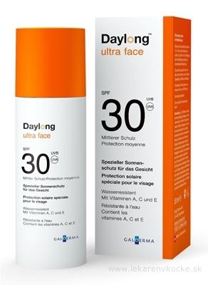 Daylong ultra face SPF 30 krém na tvár 1x50 ml