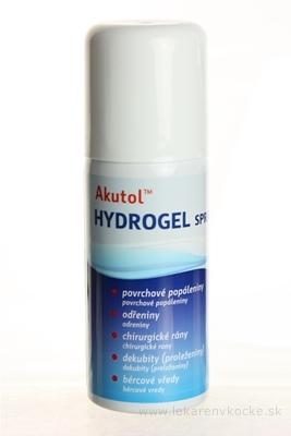 Akutol HYDROGEL spray 1x75 g
