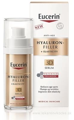 Eucerin HYALURON-FILLER+Elasticity 3D SERUM anti-age sérum 1x30 ml