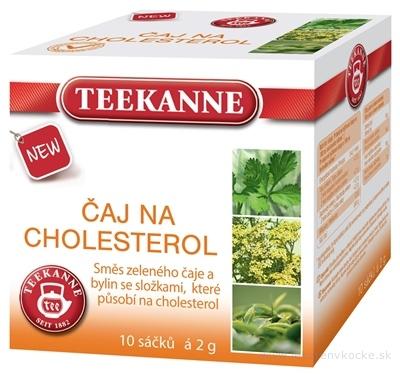 TEEKANNE BČ CHOLESTEROL bylinná zmes (čaj) 10x2 g (20 g)