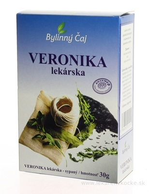 JUVAMED VERONIKA LEKÁRSKA - VŇAŤ bylinný čaj sypaný 1x30 g