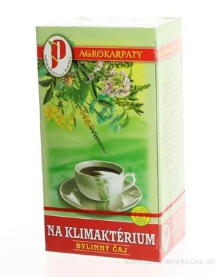 AGROKARPATY NA KLIMAKTERIUM bylinný čaj, čistý prírodný produkt, 20x2 g (40 g)