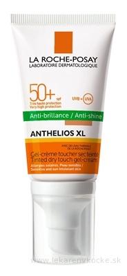LA ROCHE-POSAY ANTHELIOS XL SPF 50+ zafarb. zmatňujúci gél krém (M9157901) 1x50 ml