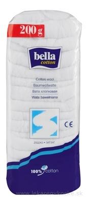bella Cotton Vata bavlnená, skladaná 1x200 g