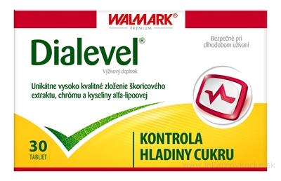 WALMARK DIALEVEL tbl 1x30 ks