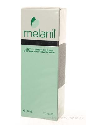 MELANIL krém na pigmentové škvrny 1x50 ml
