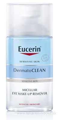 Eucerin DermatoCLEAN HYALURON Odličovač očí citlivá pleť 1x125 ml