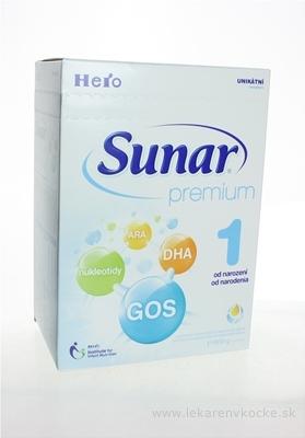 Sunar Premium 1 600g