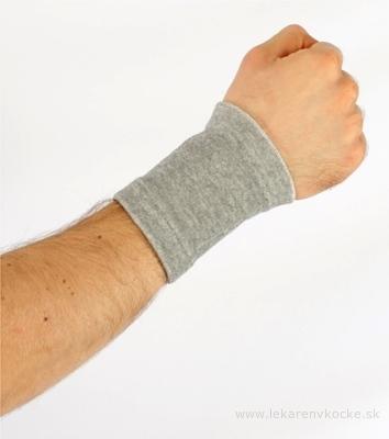 ANTAR Elastická ortéza zápästia s bambus. vláknom veľkosť XL, AT53020, 1x1 ks