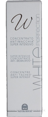 NH - WHITE PERFECTION SUPERINTENZÍVNY KONCENTRÁT proti pigmentovým škvrnám, 1x15 ml