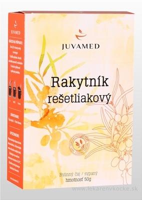 JUVAMED RAKYTNÍK REŠETLIAKOVÝ bylinný čaj sypaný 1x50 g