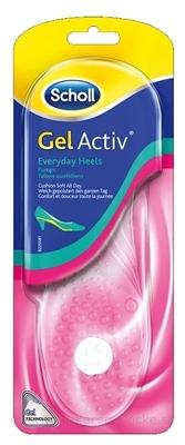 Scholl GelActiv vložky do topánok do topánok s podpätkom celodenné, 1x1 pár