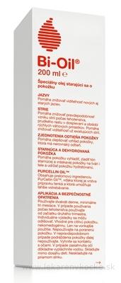Bi-Oil Ošetrujúci olej starostlivosť o pokožku 1x200 ml