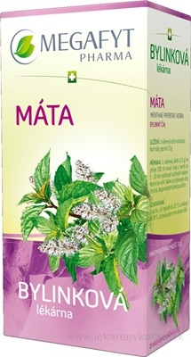 MEGAFYT Bylinková lekáreň MATA bylinný čaj 20x1,5 g (30 g)
