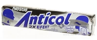 Nestlé ANTICOL EXTRA STRONG pastilky 1x50 g
