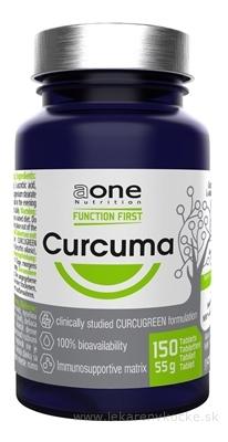 aone Nutrition CURCUMA tbl 1x150 ks