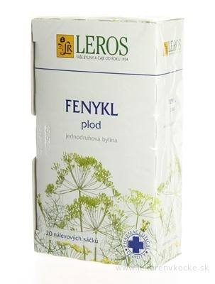 LEROS FENIKEL PLOD 20x1,5 g (30 g)
