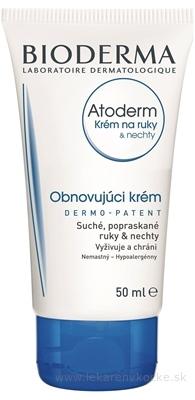 BIODERMA Atoderm Krém na ruky a nechty (AKCIA) 1x50 ml