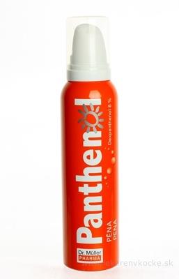 Dr. Müller PANTHENOL PENA 150ML sprej 1x150 ml