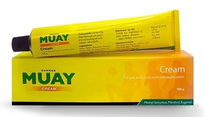 Devakam Namman Muay thajský krém 100 g