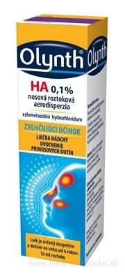 Olynth HA 0,1 % aer nao 1x10 ml