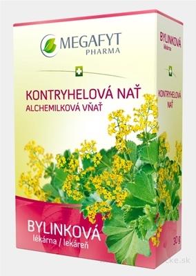 MEGAFYT BL ALCHEMILKOVÁ VŇAŤ bylinný čaj 1x30 g