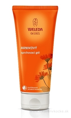 WELEDA Arnikový sprchovací gél 1x200 ml