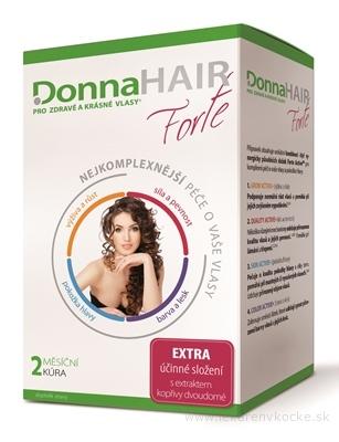 Donna HAIR Forte cps (2 mesačná kúra) 1x60 ks