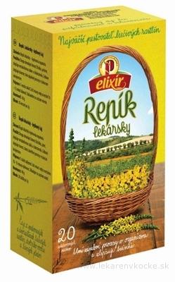 AGROKARPATY REPÍK lekársky čaj, prírodný produkt, 20x2 g (40 g)