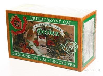 HERBEX PRIEDUŠKOVÝ ČAJ bylinný čaj 20x3 g (60 g)
