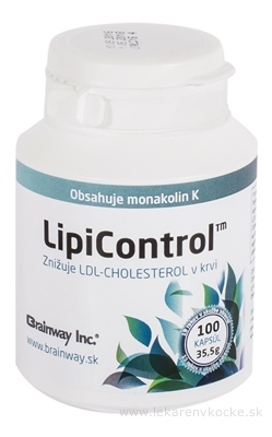 Brainway LipiControl cps 1x100 ks
