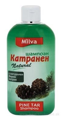 Milva ŠAMPÓN DECHT (Milva Shampoo PINTE TAR) 1x200 ml