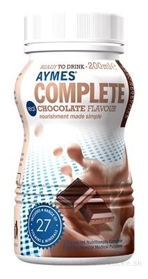 ActaGain 1.5 COMPLETE čokoládová príchuť 24x200 ml