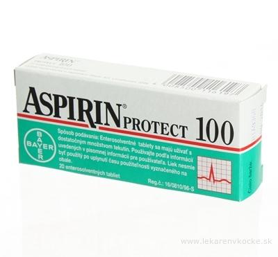 Aspirin Protect 100 tbl.ent.20 x 100mg
