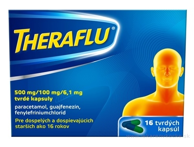 THERAFLU cps dur 500 mg/100 mg/6,1 mg 1x16 ks