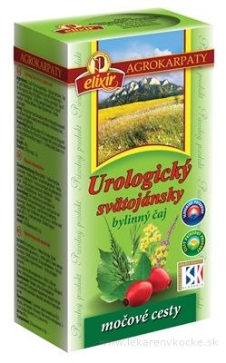 AGROKARPATY UROLOGICKÝ svätojánsky bylinný čaj 20x2 g (40 g)