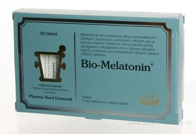Bio-MELATONIN tbl 1x30 ks