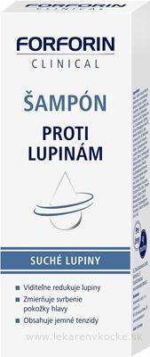 FORFORIN ŠAMPÓN PROTI LUPINÁM suché lupiny 1x200 ml