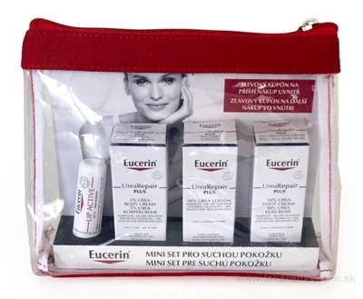 Eucerin UreaRepair PLUS Trial Mini Set 1x1 set