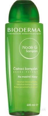 BIODERMA Nodé G šampón na mastné vlasy 1x400 ml