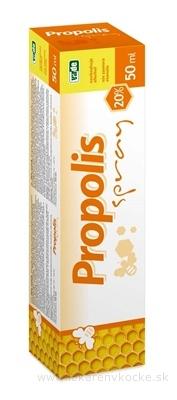 VIRDE PROPOLIS SPRAY 1x50 ml