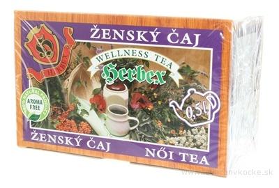 HERBEX ŽENSKÝ ČAJ bylinný čaj 20x3 g (60 g)