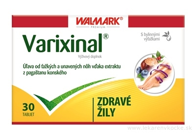 WALMARK Varixinal (inov.obal 2015) tbl 1x30 ks