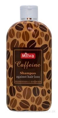 Milva ŠAMPÓN KOFEÍN (Milva Shampoo Caffeine against hair loss) 1x200 ml