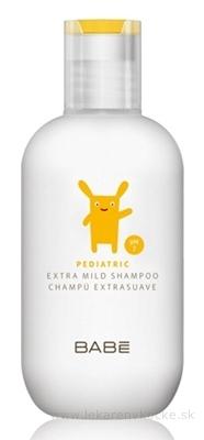 BABÉ DIEŤA Šampón (Pediatric Extra mild shampoo, pH7) 1x200 ml