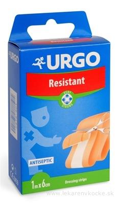 URGO Resistant odolná náplasť, 1m x 6cm, 1x1 ks
