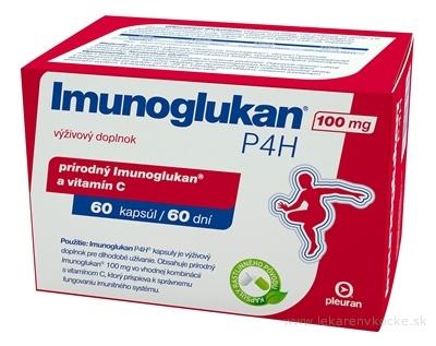 Imunoglukan P4H 100 mg cps 1x60 ks
