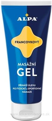 ALPA GÉL FRANCOVKOVÝ bylinný masážny 1x100 ml